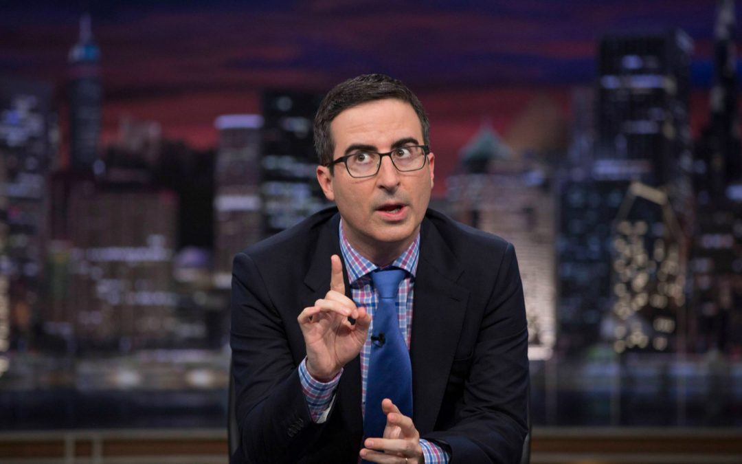 The Customer is Always Right, (or why John Oliver is wrong about Journalism)